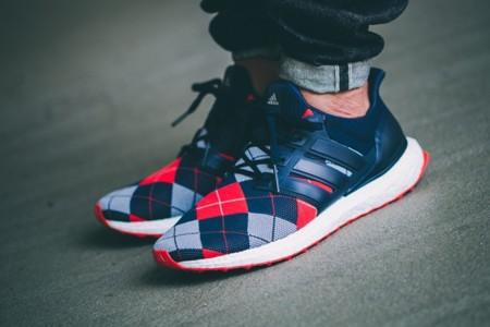 De estilo y running: la Adidas Ultra Boost de Kris Van Assche