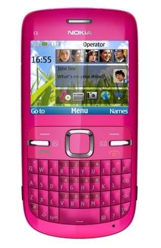 Nokia C3 en España