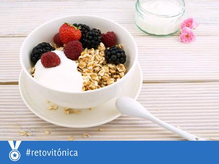 #RetoVitonica: una semana de desayunos saludables con ideas sanas y ricas