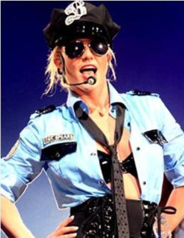 Boquitas de piñón: Britney Spears