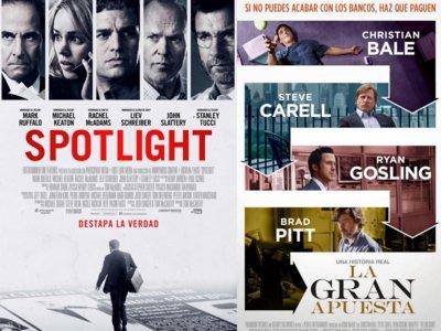 Los guionistas de Hollywood premian a 'Spotlight' y 'La gran apuesta' ('The Big Short')