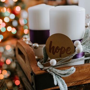 Siete manualidades para tu mesa de Navidad con las que conseguir un toque DIY en tus celebraciones