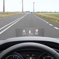 Ningún modelo de Volkswagen hasta ahora podía llevar head up display