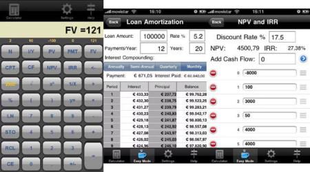 Calculadora financiera (Echoboom Apps)