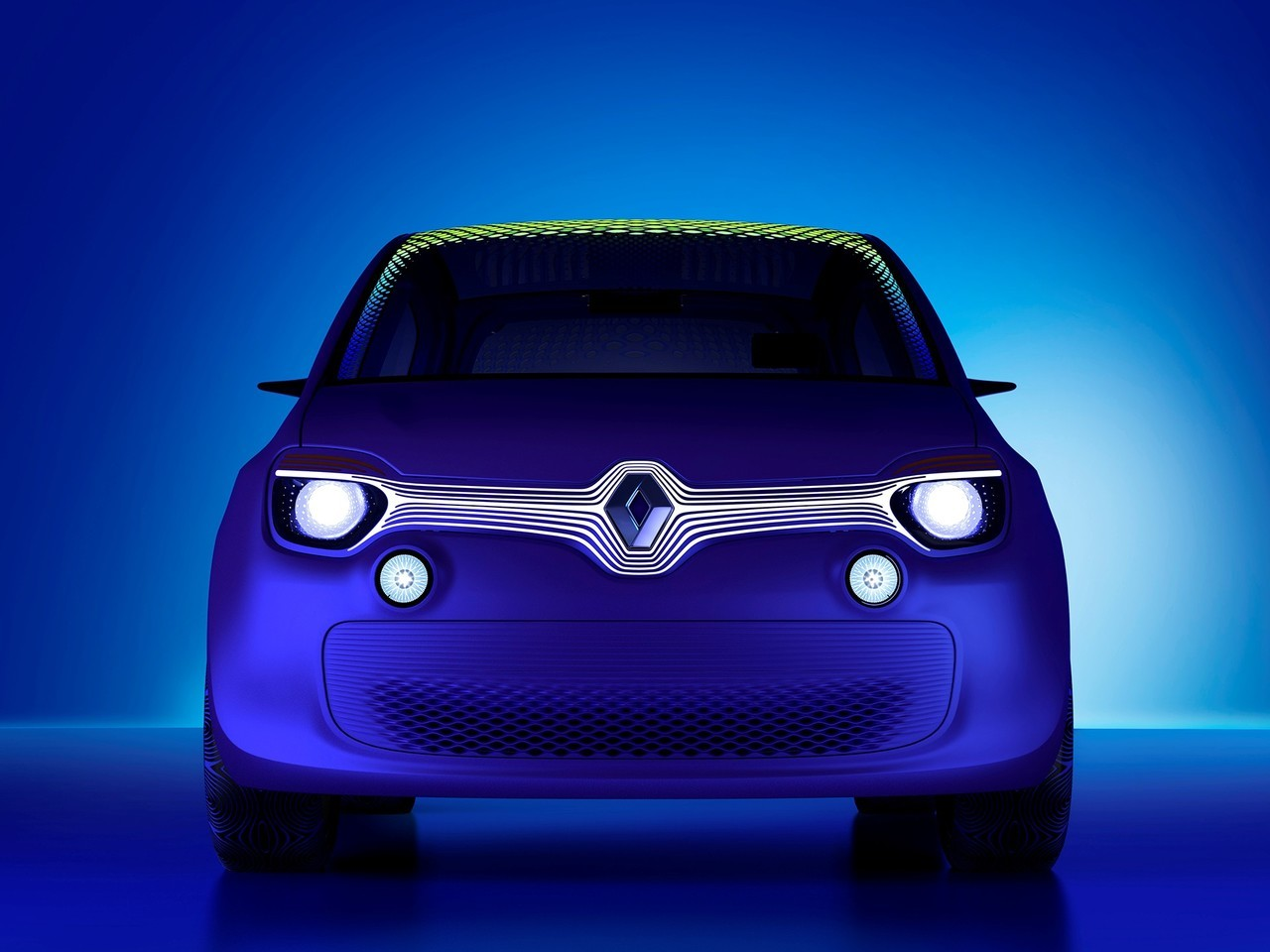 Renault Twin Z concept-car