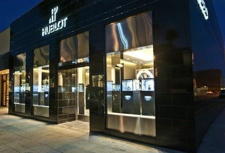 Beverly Hills conquista a Hublot y abre su boutique en pleno Rodeo Drive