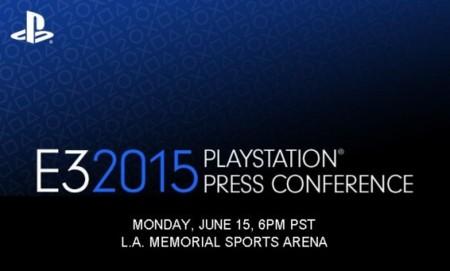 E3 2015: las novedades de Sony en directo