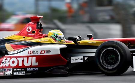 Koudai Tsukakoshi y Naoki Yamamoto confían en su llegada a la Fórmula 1 de la mano de Honda