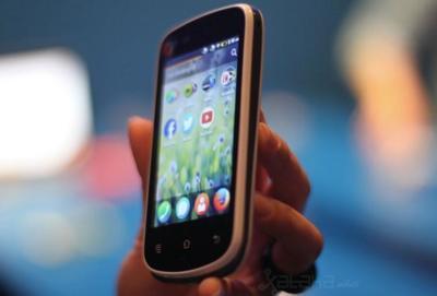 El smartphone de 25 dólares con Firefox OS, toma de contacto en vídeo