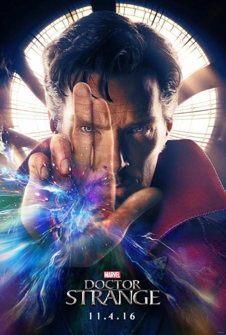 Nuevo póster de Doctor Strange