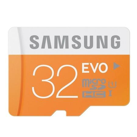 Tarjeta de memoria MicroSD Samsung Evo, de 32GB, por 7,98 euros y envío gratis