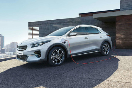 Kia Xceed Phev híbrido enchufable