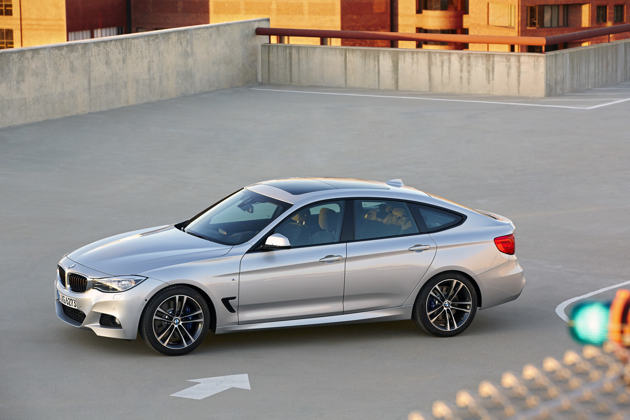 Foto de BMW Serie 3 Gran Turismo (39/98)