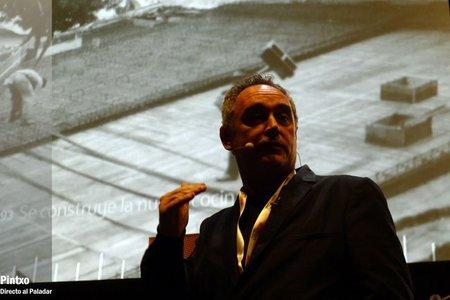 Madrid Fusión. Ferran Adrià