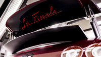 "Bugatti Veyron Grand Sport Vitesse ""La Finale"": el último Veyron estará en Ginebra"