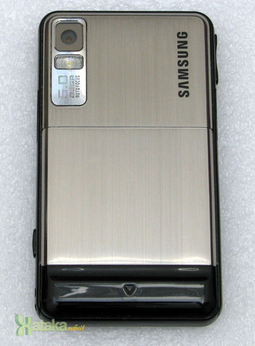 Foto de Samsung F480, análisis (5/9)