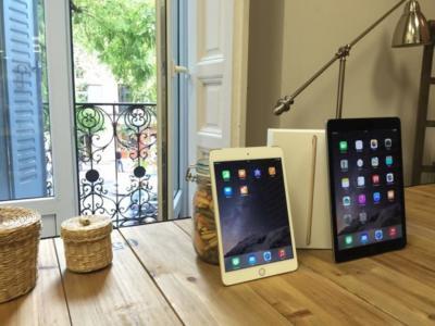 El iPad que ensombreció las ventas de su hermano mayor
