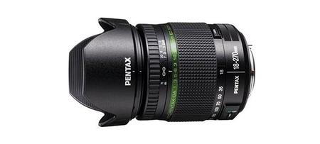 Pentax 18-270mm