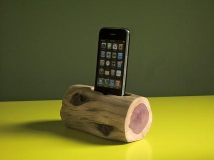 Foto de Cargador rústico Ipod/Iphone (1/4)