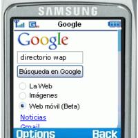 Google podría estar planeando un buscador de tonos y juegos para moviles