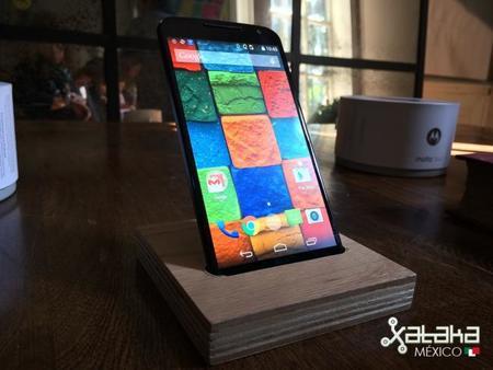 Nuevo Motorola Moto X, primeras impresiones