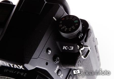 Pentax K-3, análisis