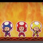 Paper Mario: Color Splash nos muestra el primer episodio de Toads Rescue V