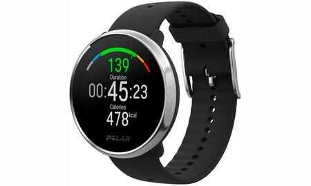 Hasta la medianoche, regalar un reloj deportivo estas navidades sale más barato eligiendo el Polar Ignite en Amazon: lo tienes rebajado a 149,95 euros