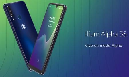 Ilium Alpha 5S: la nueva apuesta del fabricante mexicano Lanix llega con triple cámara, notch de gota y batería de 4,000 mAh