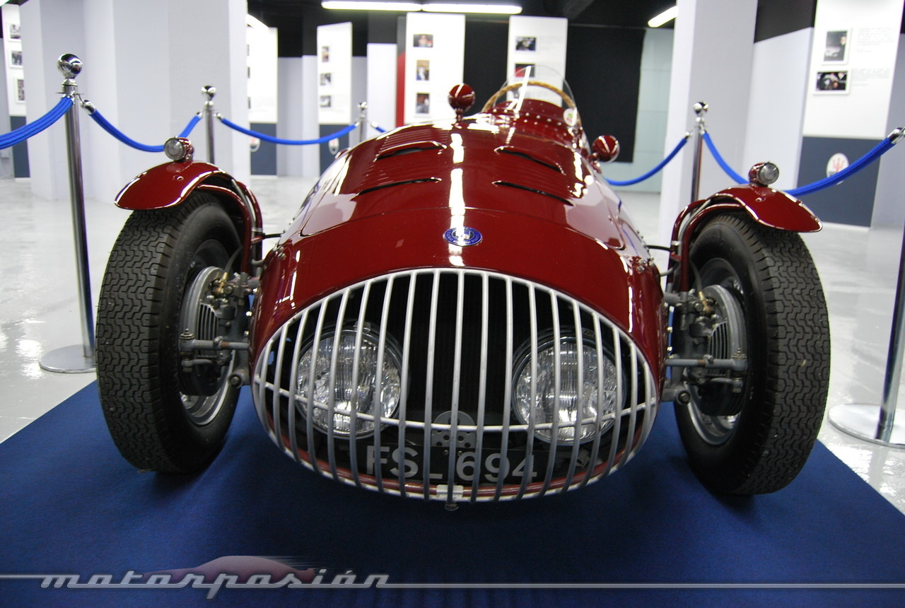 Foto de Concesionario Maserati Tayre (22/24)
