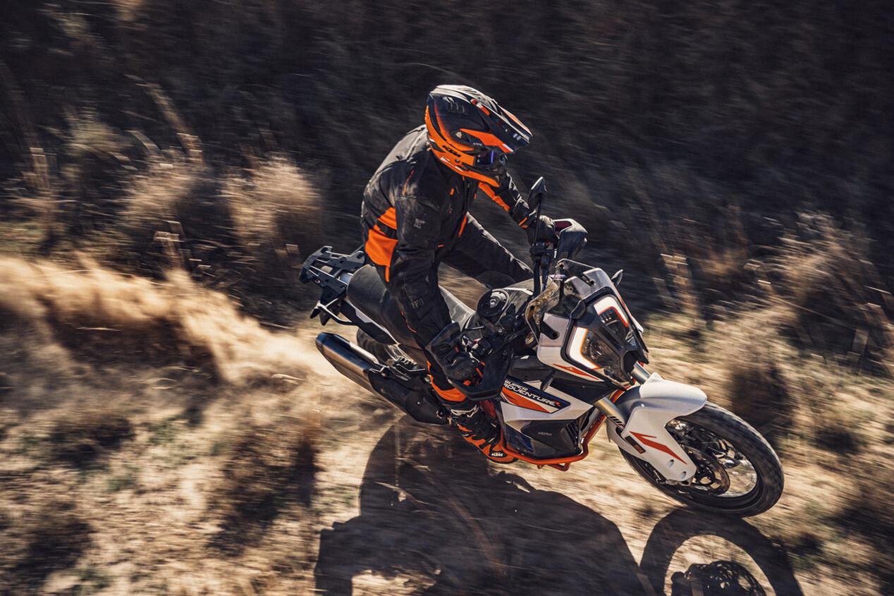 Foto de KTM 1290 Super Adventure R 2021 (7/21)