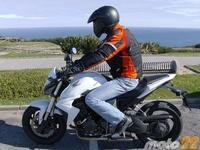 Honda CB1000R, la prueba (2/4)