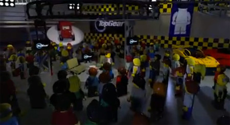 La temporada 22 de Top Gear nos la anticipa LEGO