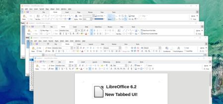 LibreOffice 6.2 nos trae una nueva interfaz moderna, temas alternativos y mejor soporte para la edición colaborativa