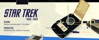 El cine y la tecnología, infografía sobre los gadgets que se hicieron realidad