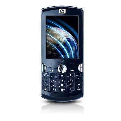HP iPAQ Voice y Data Messenger