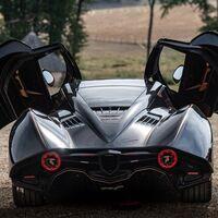 El superdeportivo eléctrico español Hispano Suiza Carmen Boulogne ya presume de sus 1.114 CV rodando en este vídeo