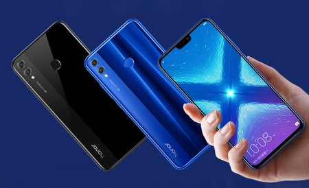 Honor 8x Movil