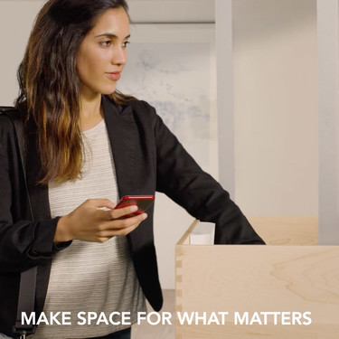 El sistema modular Bumblebee spaces promete ser la solución del futuro a la falta de espacio en muchos pisos
