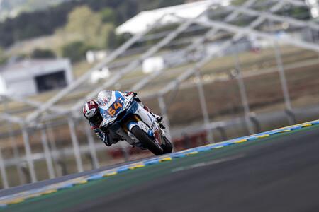 Bendsneyder Francia Moto2 2021