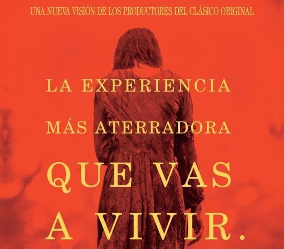 El cartel español de Posesión Infernal: Evil Dead