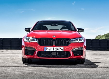 Bmw M5 Competition 2021 23