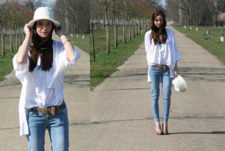 Streetstyle  pantalones jeans