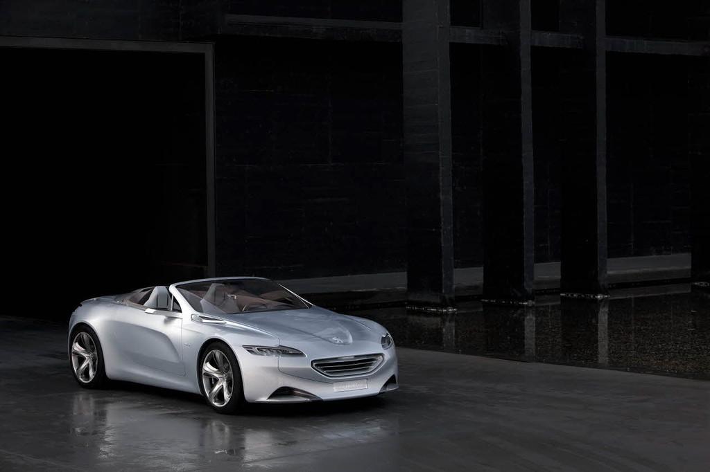 Foto de Peugeot SR1 Hybrid (1/24)