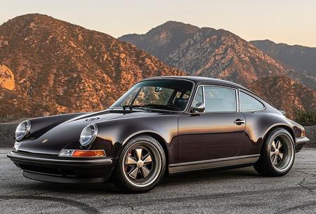 El Anglet Commission es la última joya de Singer: un precioso restomod sobre el Porsche 911 de tercera generación