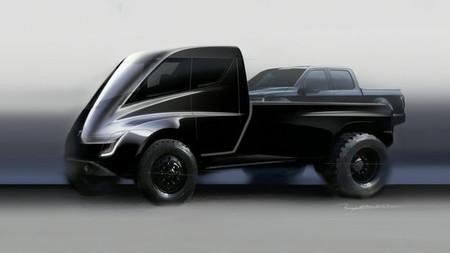 Tesla Pick Up 2