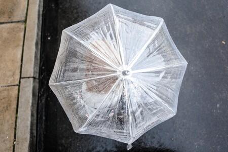 Este paraguas transparente es igualito que el de Mery Turiel y lo tienes por menos de 22 euros en Amazon