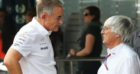 Martin Whitmarsh afirma que los pilotos de pago están dañando la Fórmula 1