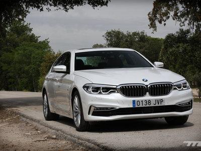 Probamos el BMW 530d xDrive, un diésel casi autónomo que te gustará seguir conduciendo
