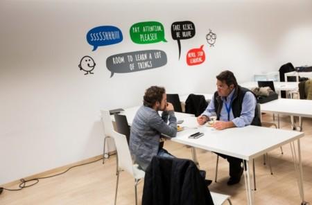 """""""La real aceledora del mundo es Silicon Valley"""" Saeed Amidi, fundador de Plug and Play Tech Center"""